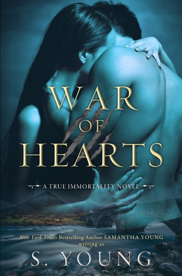 War of Hearts by S. Young Cover
