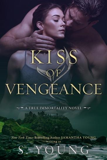 Kiss of Vengeance Cover